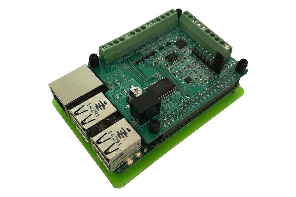 Raspberry Pi IO analog/digital IO board 1