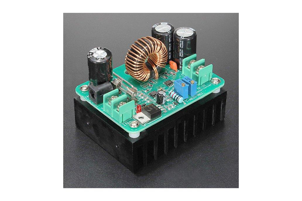 600W Boost Converter Step-up Module 1