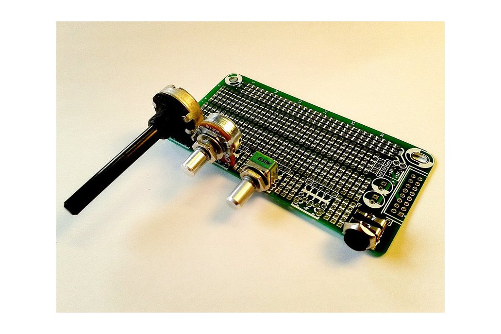 Eurorack Stripboard PCB 1