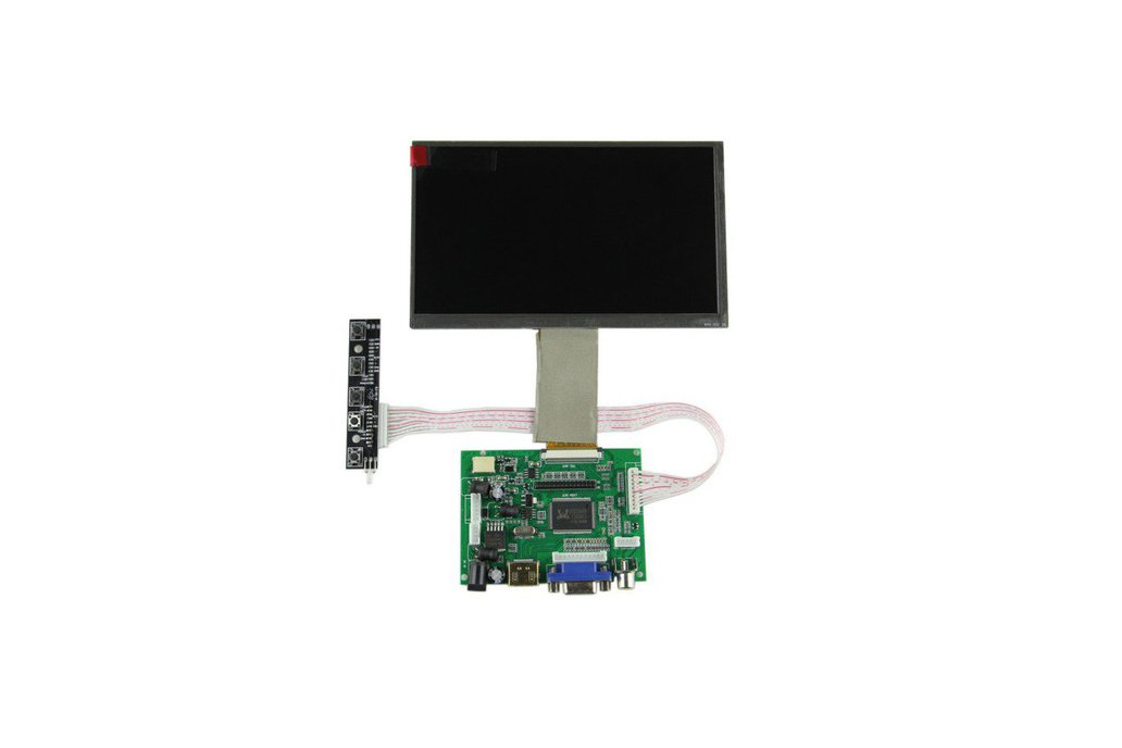 LCD Desktop Digital HD Display Kit 1