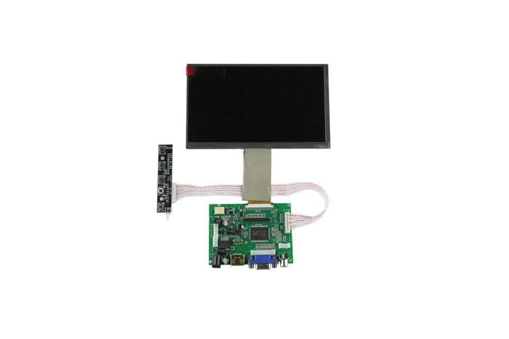 LCD Desktop Digital HD Display Kit 1