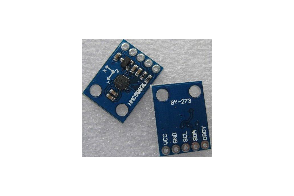 2pc Electronic Compass Module 1