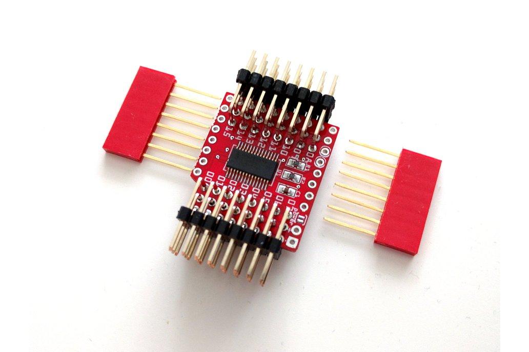 16-channel Servo Shield for D1 Mini, Version 2.0 1