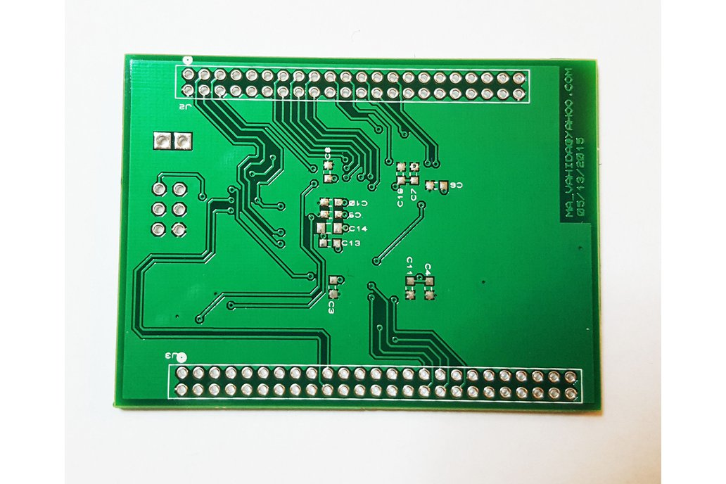 LPC1788 Breakout board with BOM 2