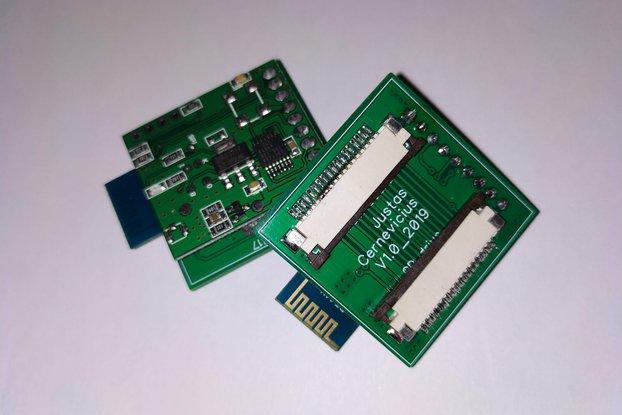 Bluetooth module VOLVO V50, S40, C30, C70, XC90