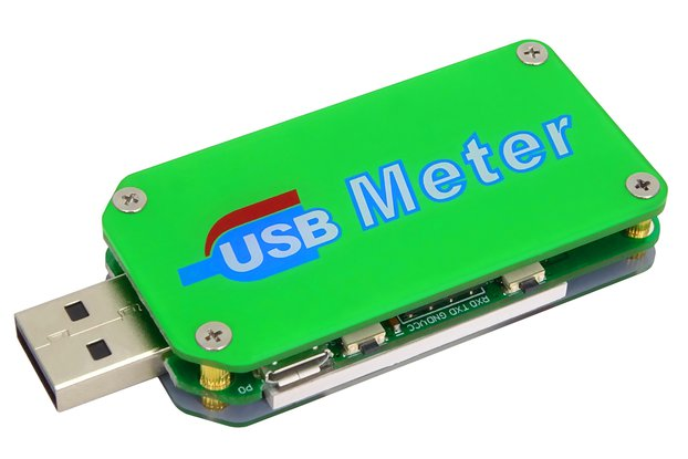 USB 2.0 LCD Display voltage current meter