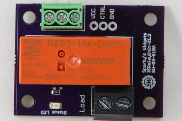IS Relay Unit (250V/16A)