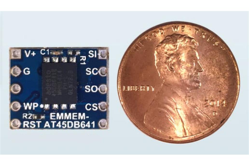 smMEM-AT45DB641 Serial Flash Device 1