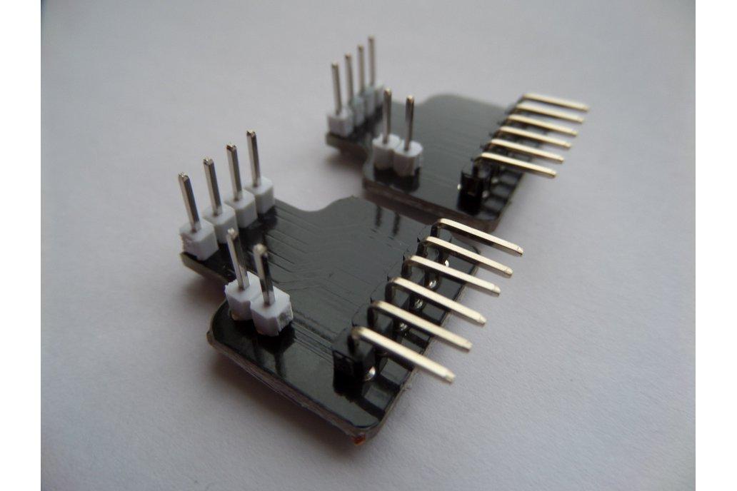 The myStorm Hackers PMOD Kit 4