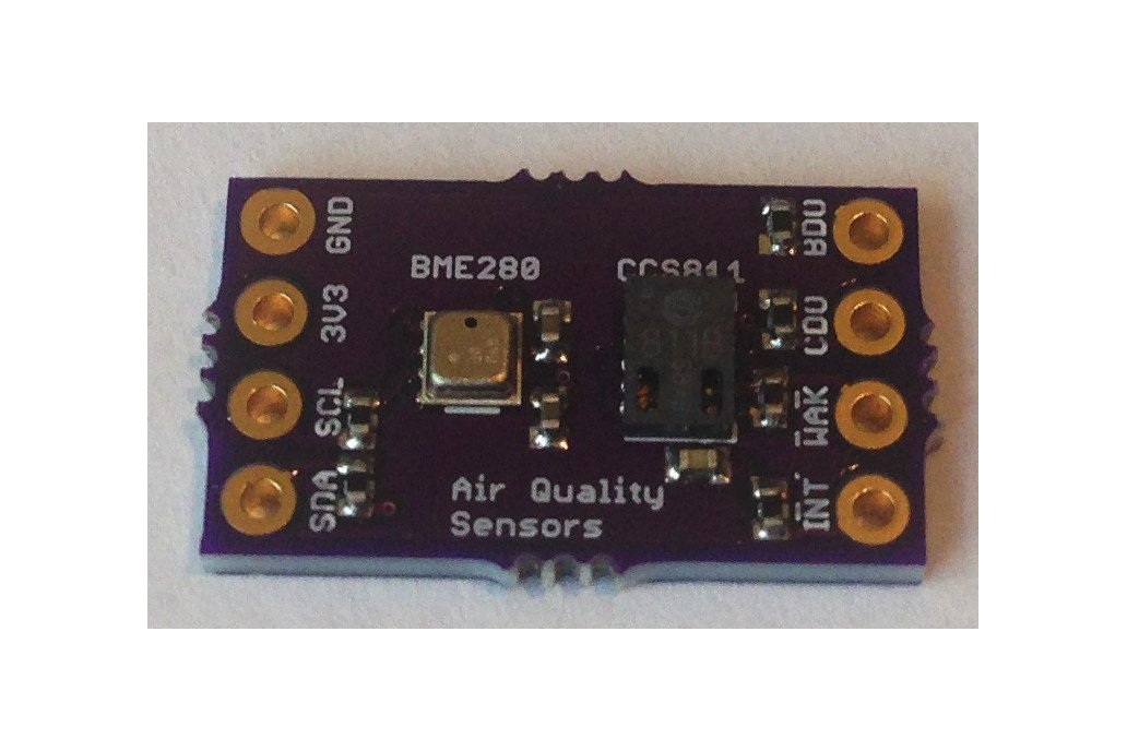 Air Quality Sensors 1