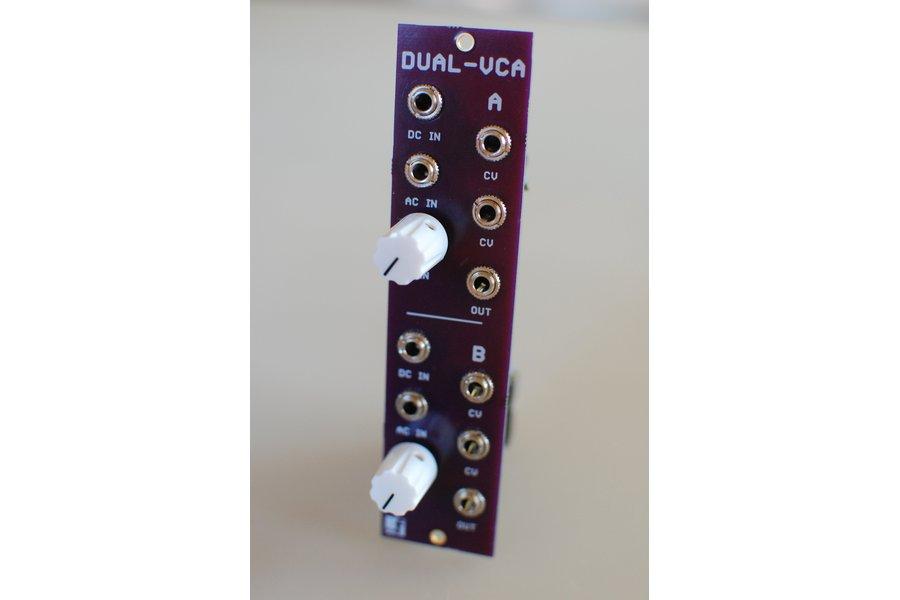 Dual VCA (Eurorack PCB Set)