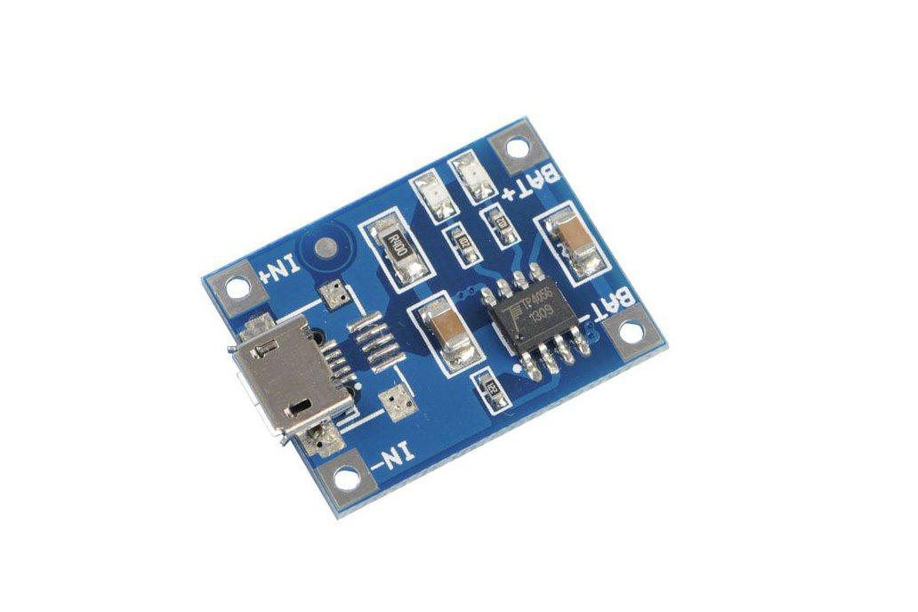 5V micro USB 1A ChargingTP4056 1