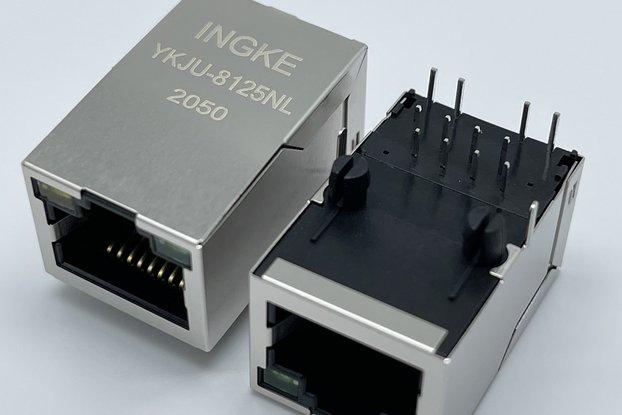 INGKE YKJU-8125NL/7499010121A Transformer RJ45