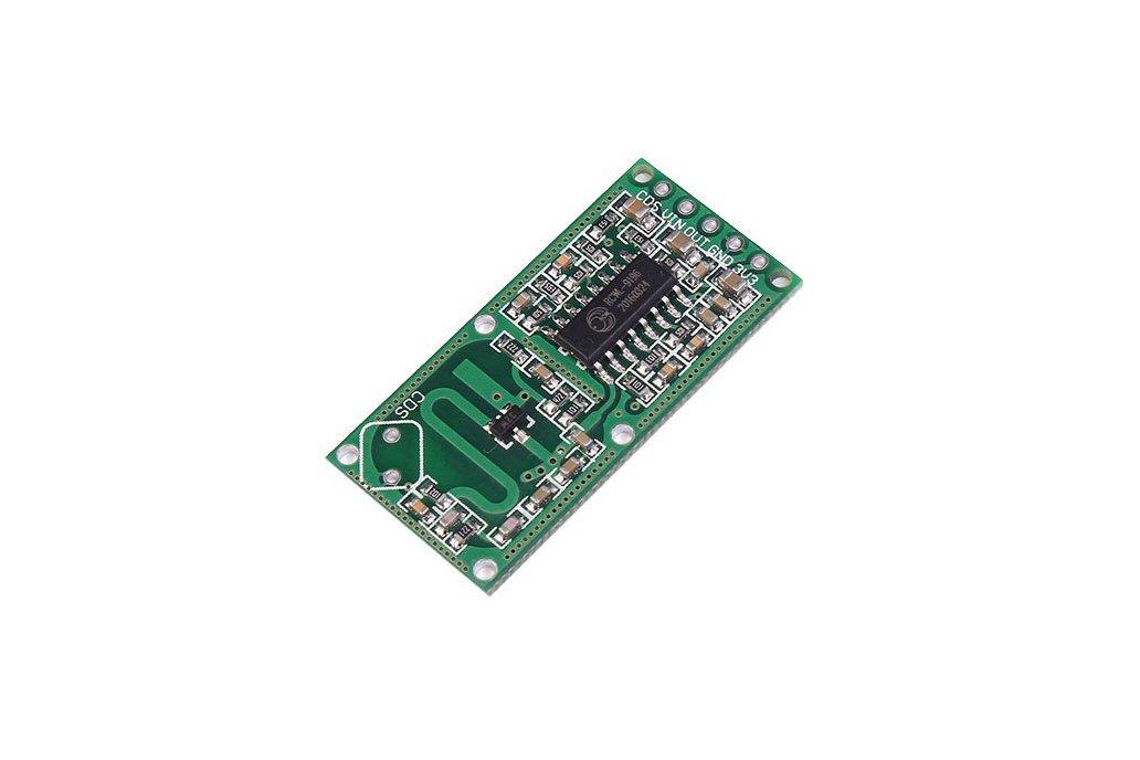 5PCS RCWL-0516 Microwave Radar Sensor Switch(13214 1