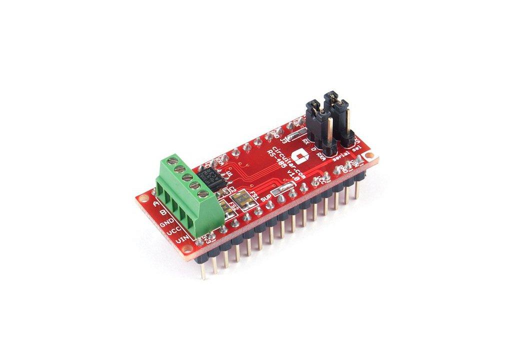 RS-485 Nanoshield 1