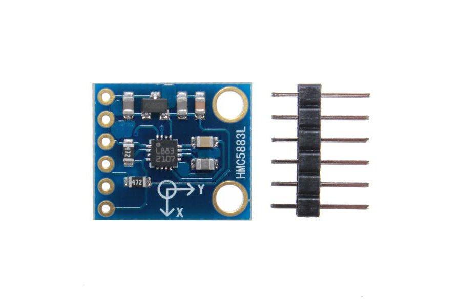 CJMCU-49 HMC5883L Electronic Compass Module Three Axis Magnetoresistive Sensor