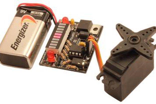 PicoTrim Servo Controller Kit