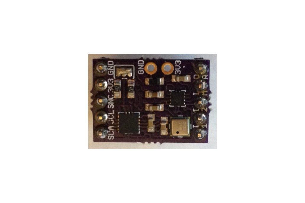 MAX21100 motion sensor with 9 DoF hardware fusion 1