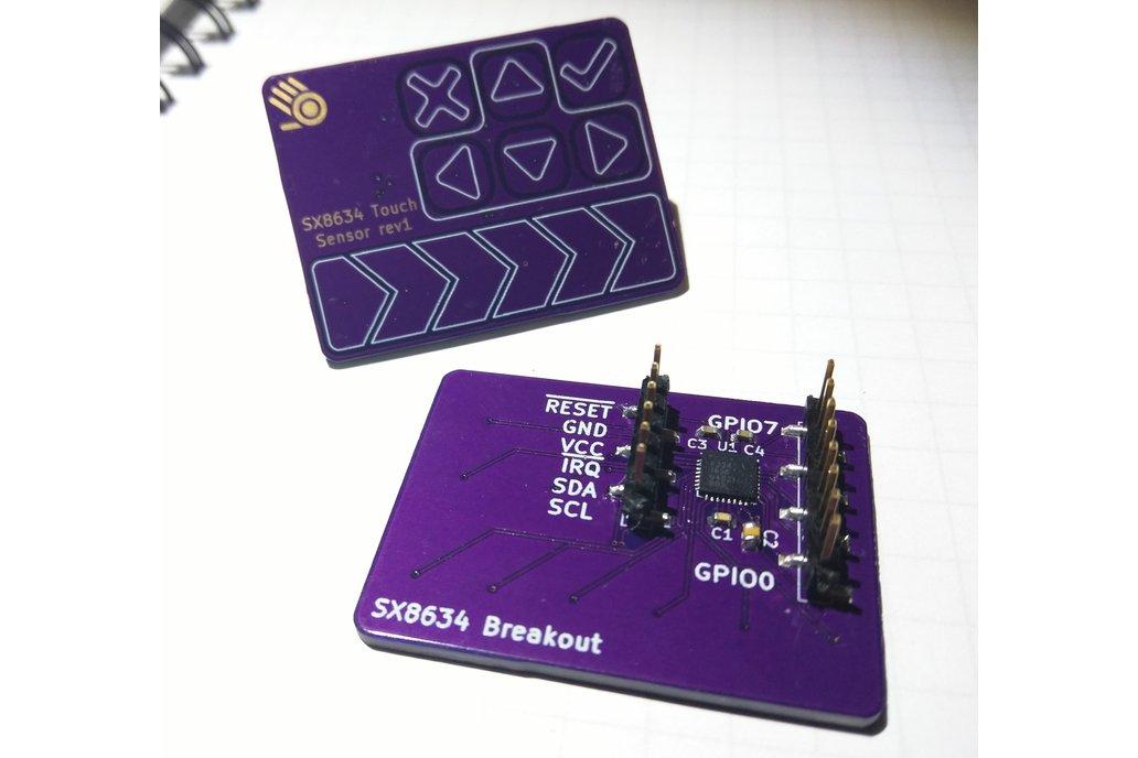 SX8634 Breakout 1