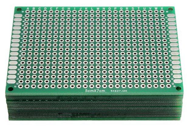 Geekcreit® 40pcs FR-4 2.54mm Double Side Prototype