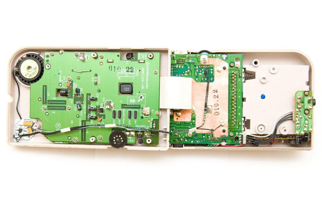 Gameboy Quality Loud Sound Mod PCB 5