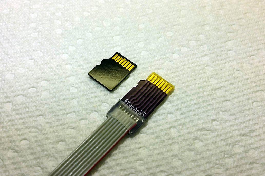 micro SD extension cord 2