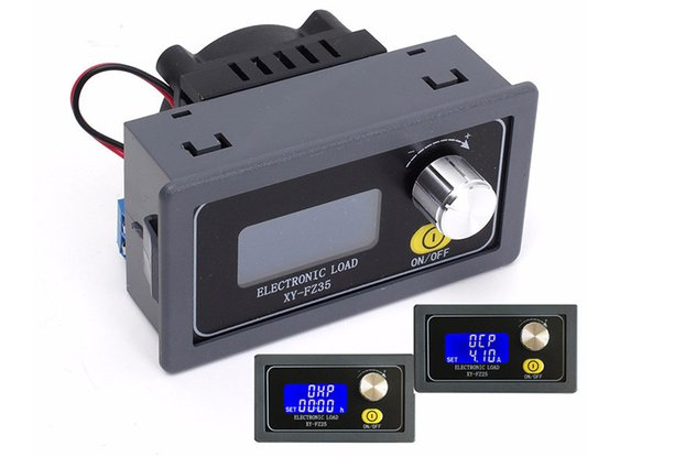 5A 35W Electronic Load Tester LCD Display(13413)