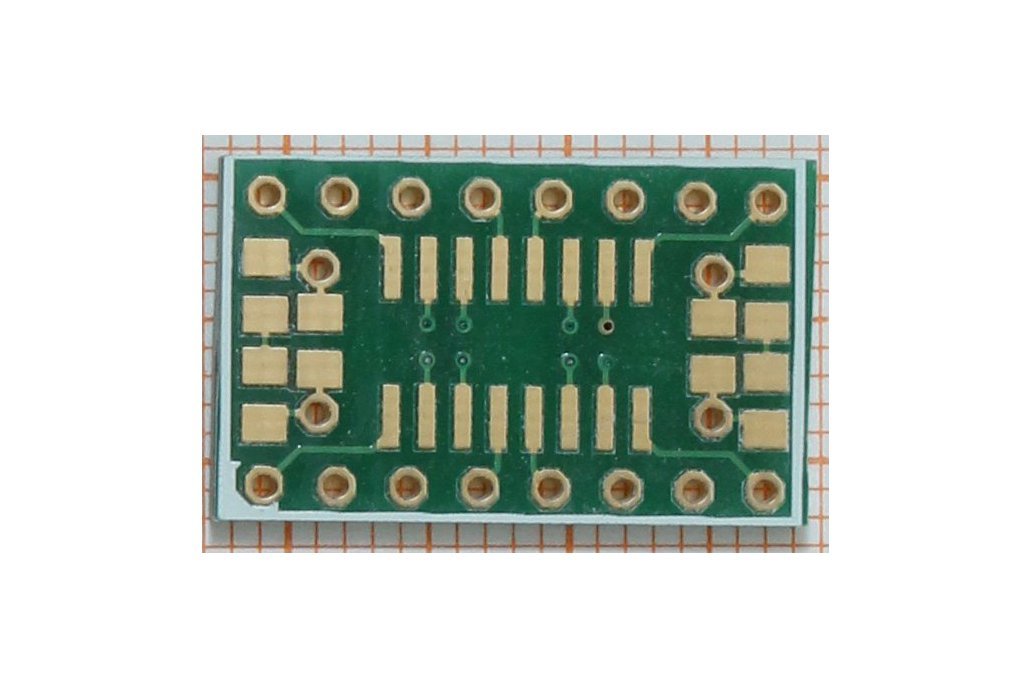 SMD Adapter SO16 1