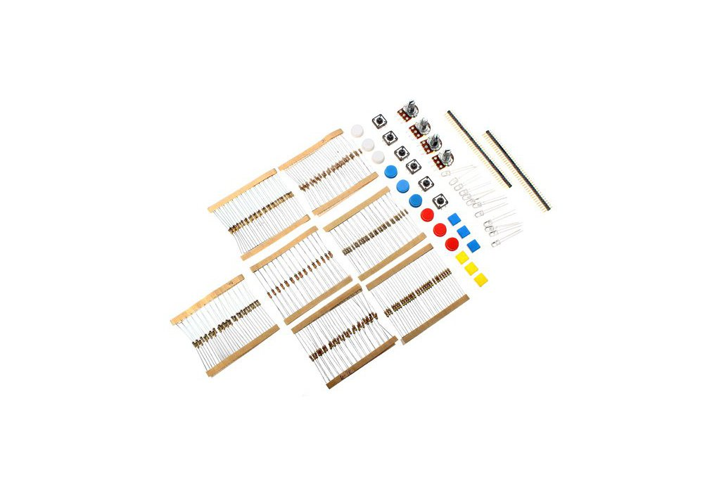 A1 GM Universal Parts Component Element Set 1