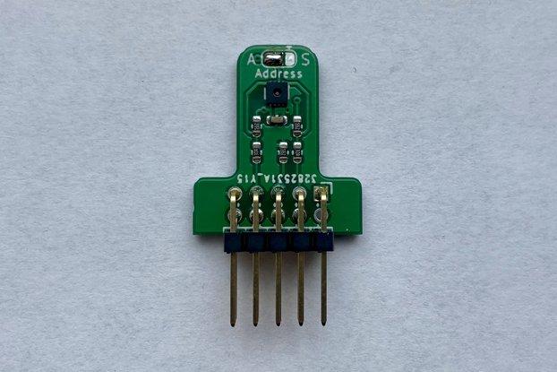 Hum/Temp Sensor for itho CVE