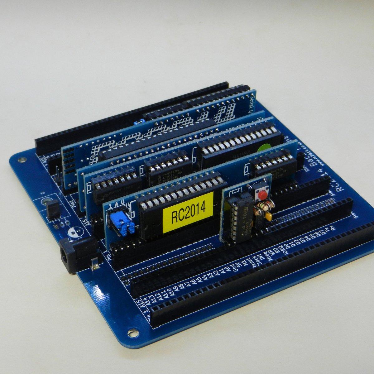 RC2014 Classic - Homebrew Z80 Computer Kit from RFC2795 Ltd on Tindie