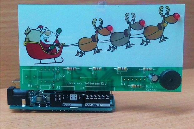 Christmas Soldering Kit