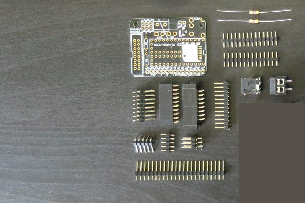 SmartMatrix SD Kit from Pixelmatix on Tindie