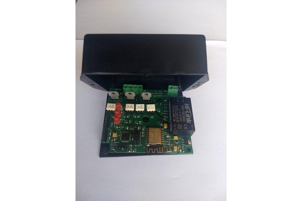 Wifi AC Dimmer Three Triac Board 6