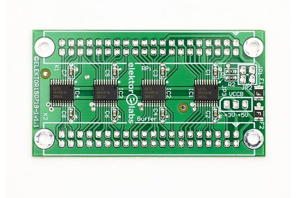 Raspberry Pi Buffer Board 1