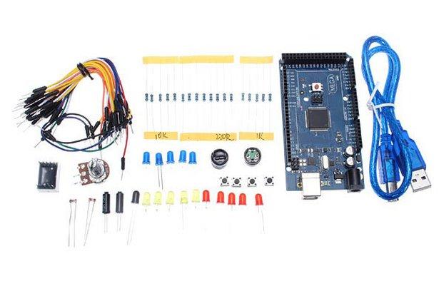 Mega 2560 R3 Development Board Starter Kit Basic K