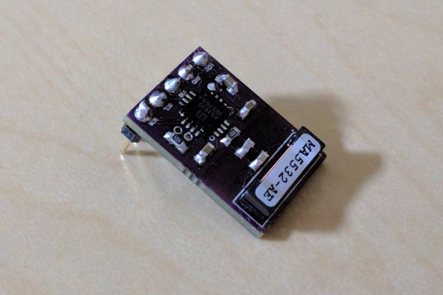 AS3935 Lightning Sensor