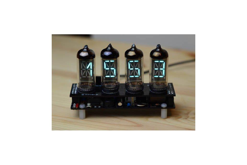 VFD Modular Clock IV-4 1