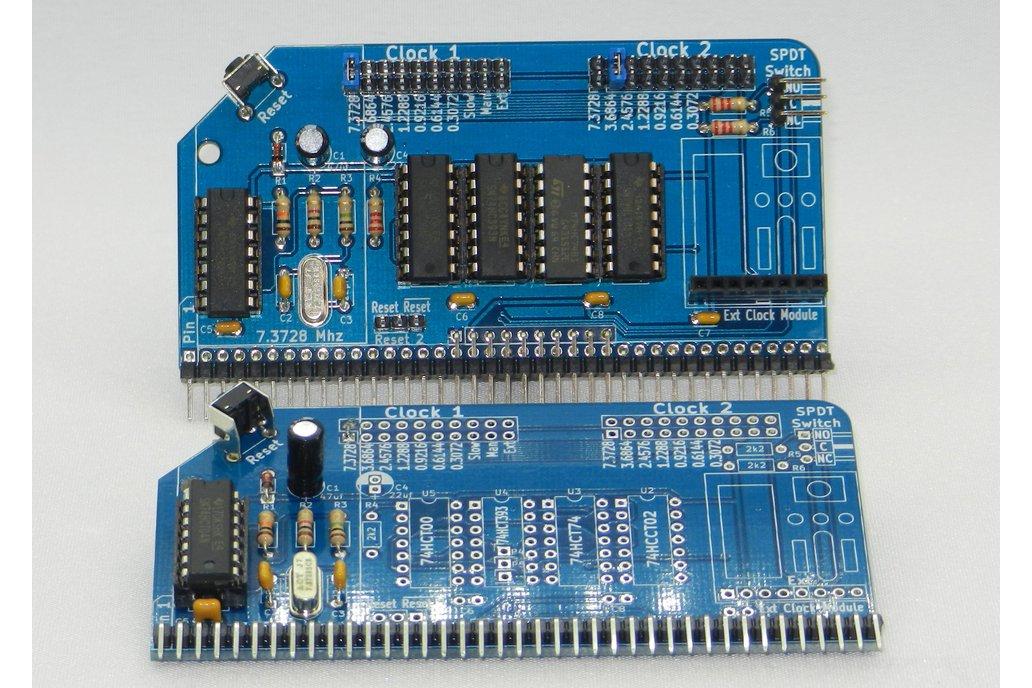 RC2014 Dual Clock Module 1