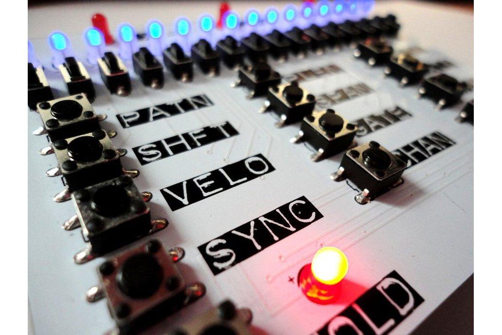 ARPIE - MIDI Arpeggiator Kit 1