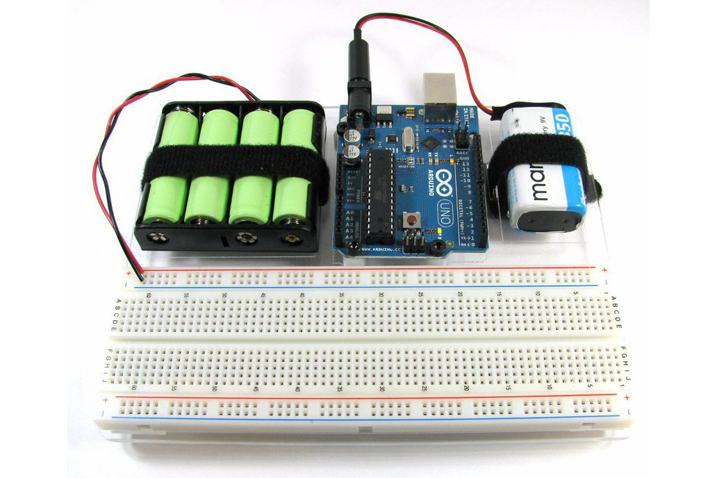 Arduino Sled with Battery Mount Kit - Large 1