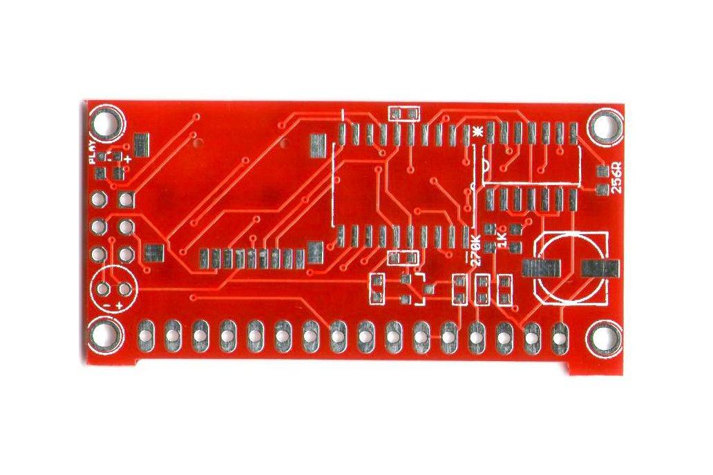 255-Voice PCM Sound Generator, 8 triggers, 16bit 2
