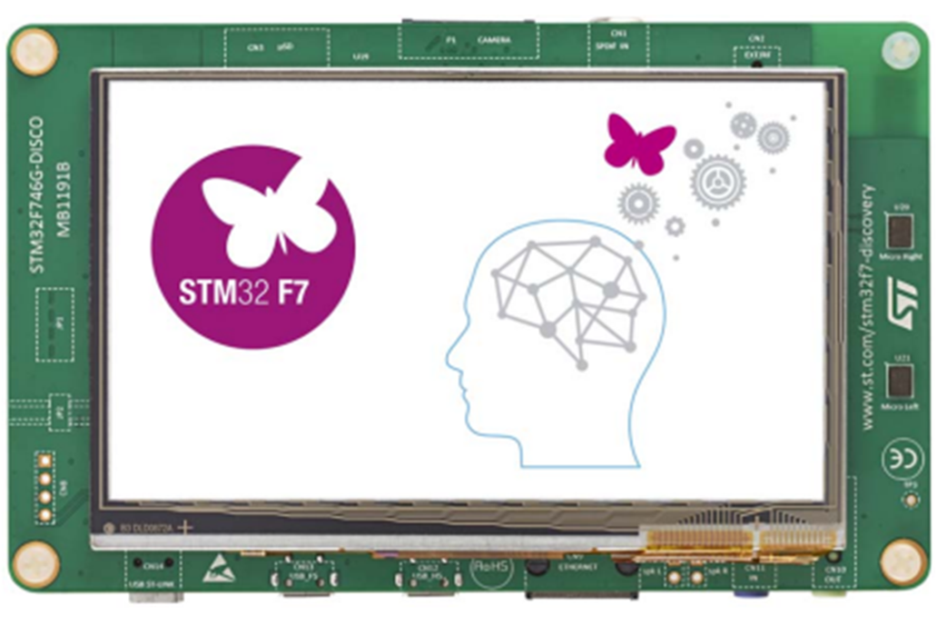 STM32F7 Discovery Kit 1