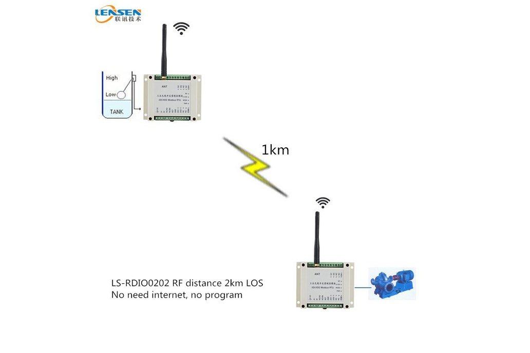 Wireless ON-OFF module Pump wireless controller 1