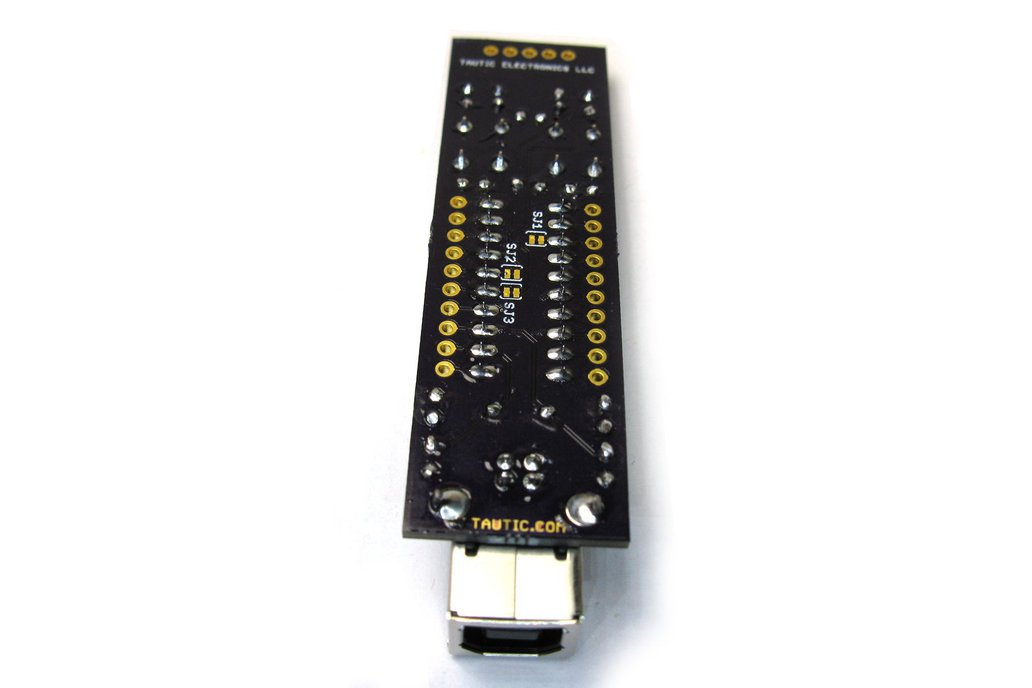 PIC18F14K50 USB Development Kit 3