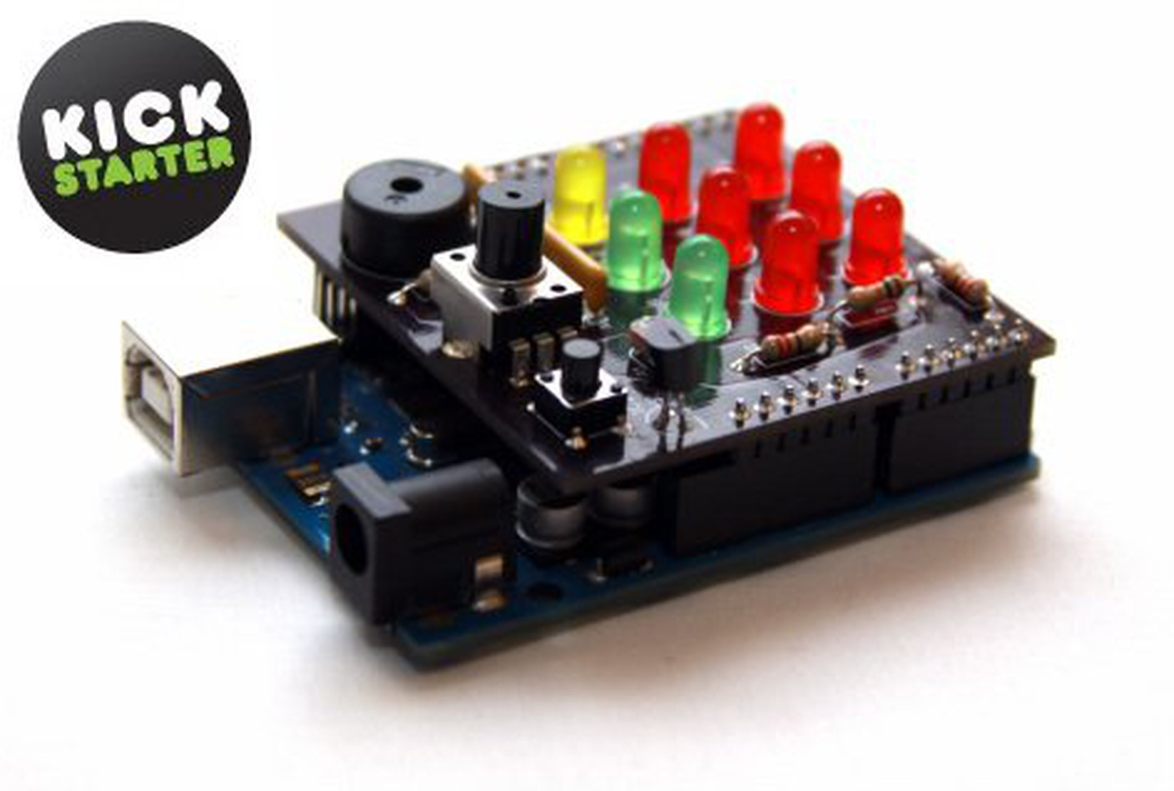 Young person s guide to arduino kit from avocado