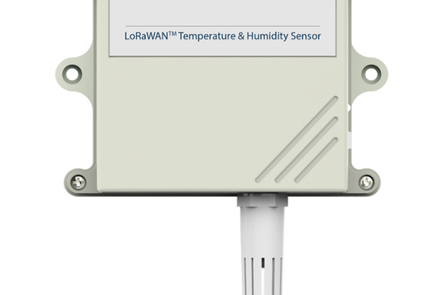 LoRaWAN Temperature and Humidity Sensor