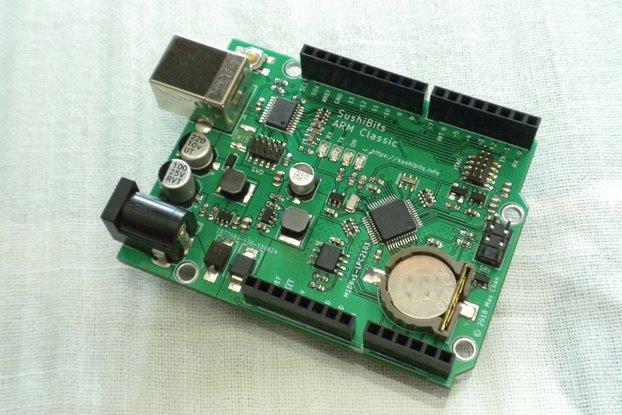 SushiBits ARM Classic Development Kit