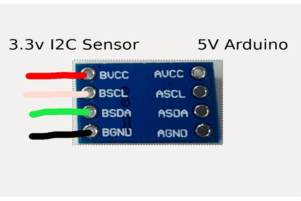 I2C Soil Moisture, Temperature sensor 2