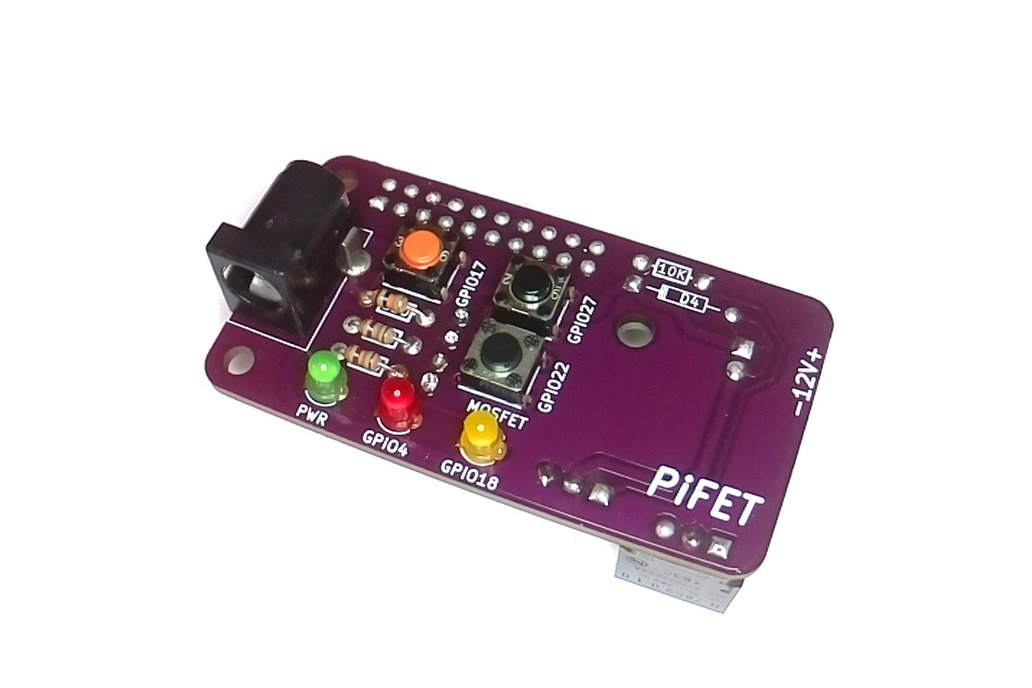 PiFet Shield 1